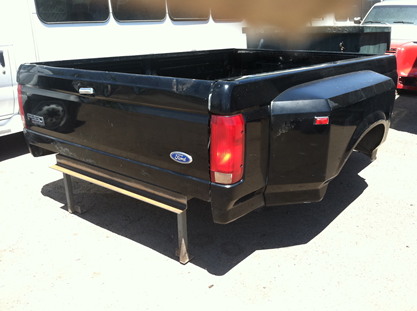 1990 ford f350 dually pu bed