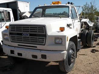 Ray Bobs Truck Salvage