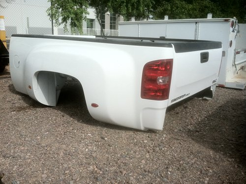 GMC 3500 dually bed-new